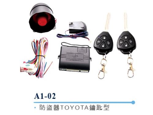 A1-02 anti-theft device TOYOTA key type